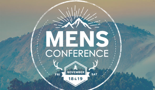 Mens Conference 2016